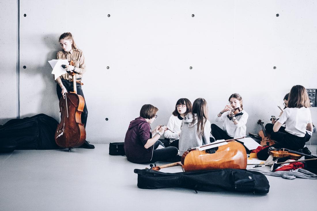 Orchestre Démos Clermont-Ferrand