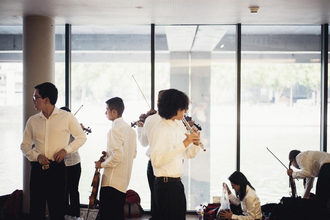 Stage de l'orchestre Démos Takajouer - Montbéliard