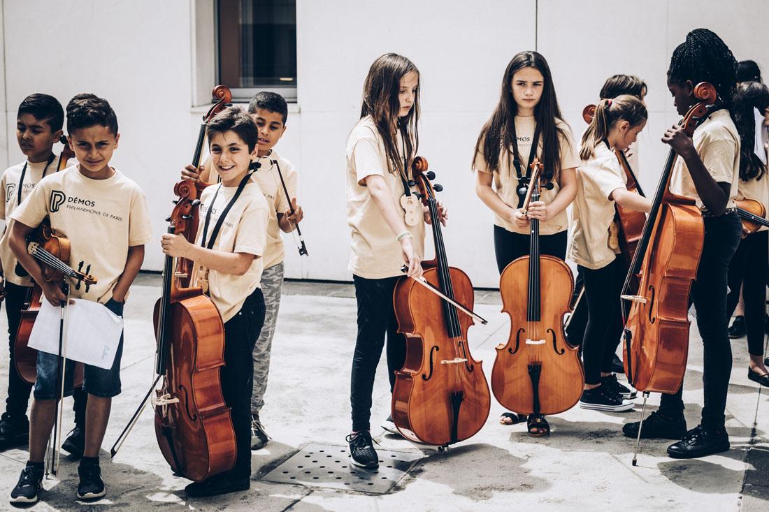 Orchestre Démos Marne et Gondoire  