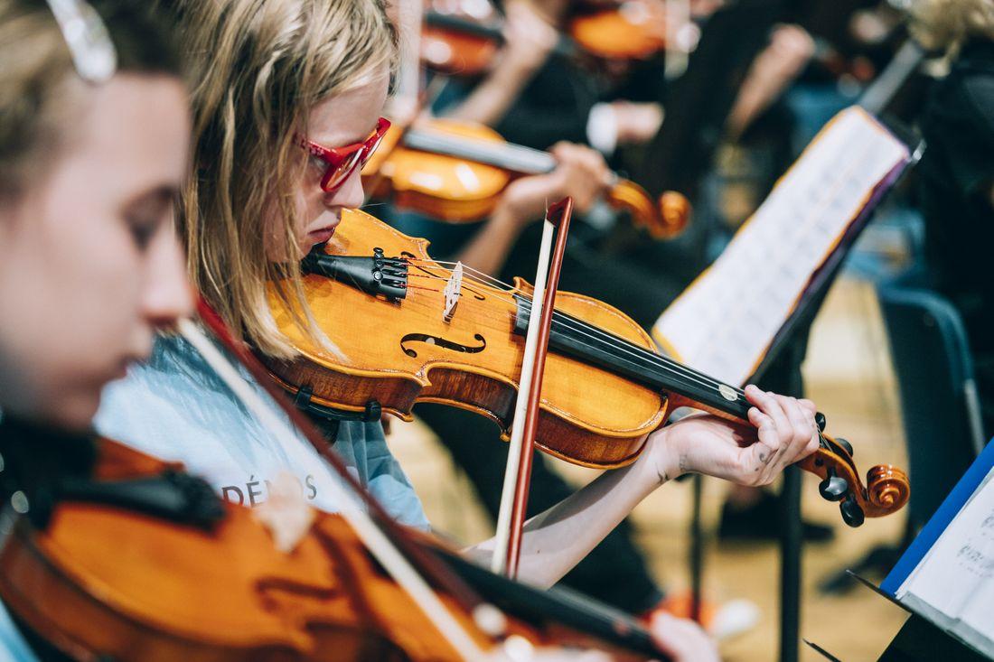 Orchestre Démos de Paris