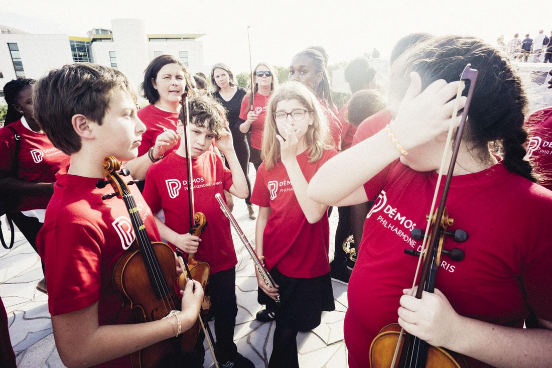 Orchestre Démos Val-d'Oise