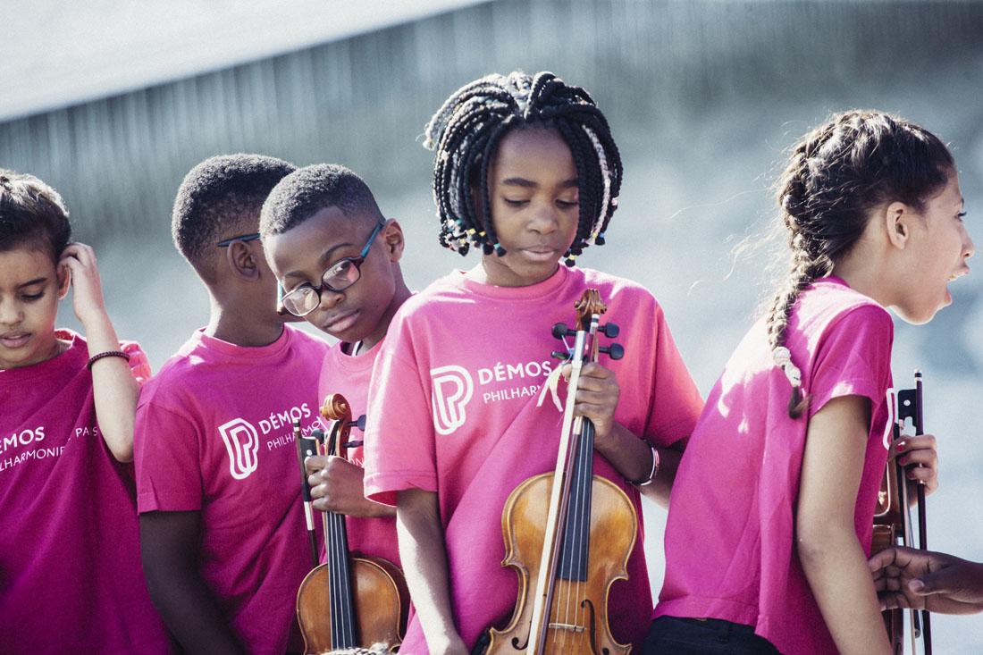 Orchestre Démos Grand Paris Sud