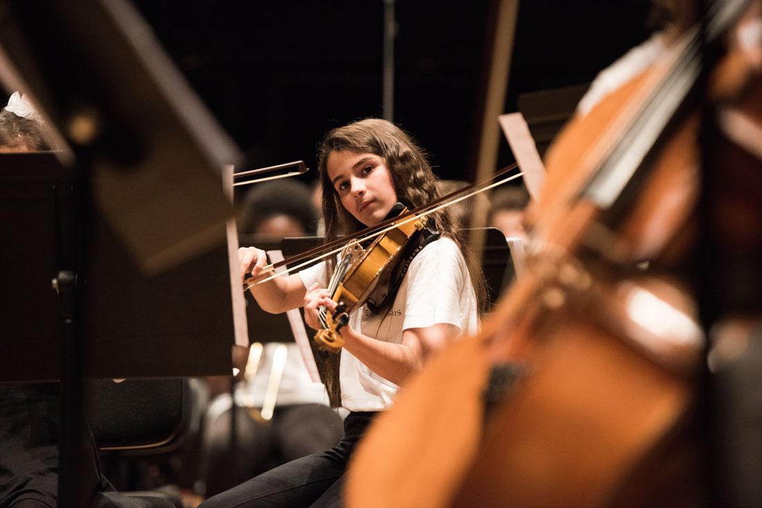 Orchestre Démos Philharmonie de Paris