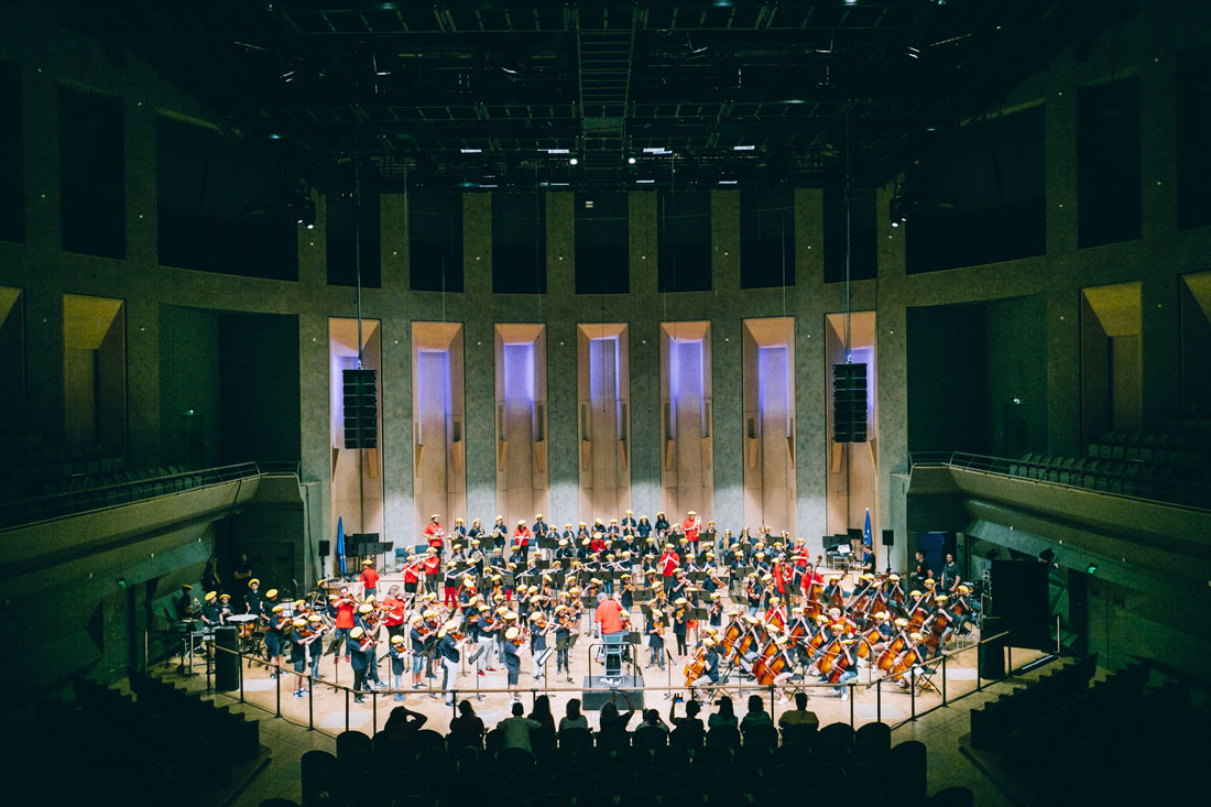 Orchestre Démos El Camino Pau