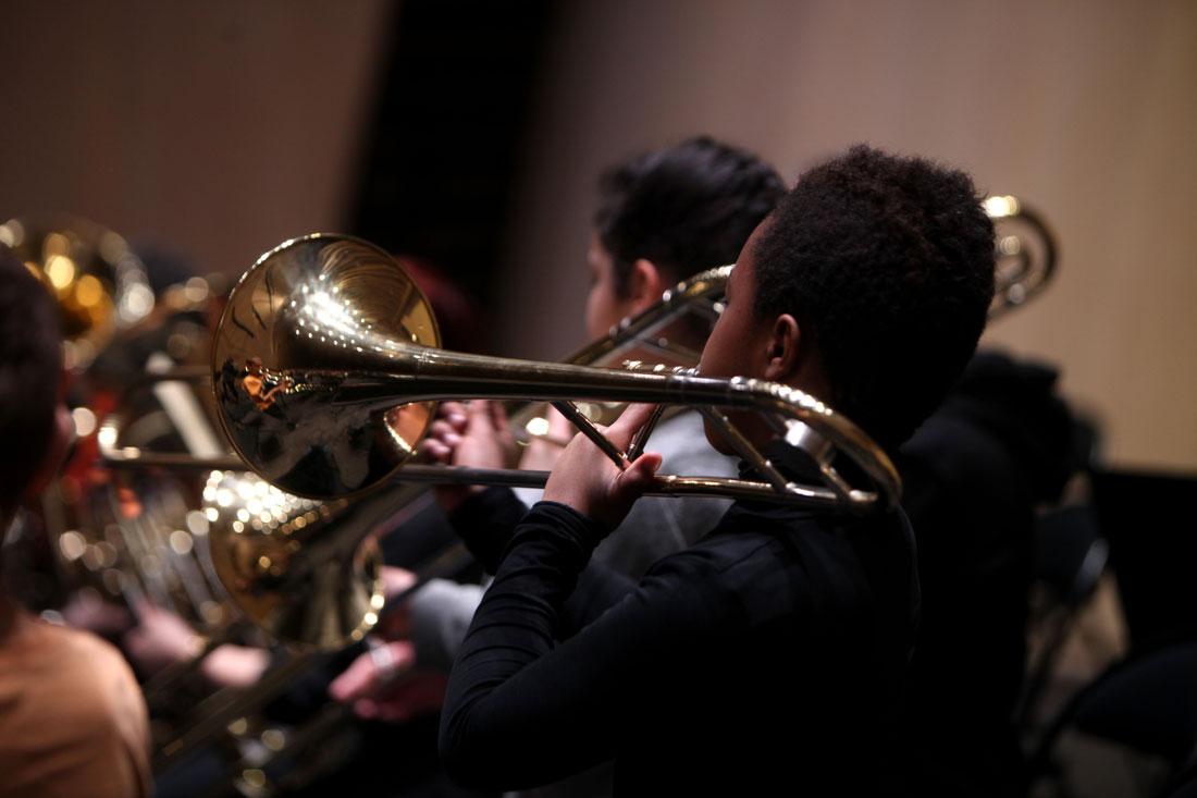 Tutti de l'orchestre Démos du Soissonnais