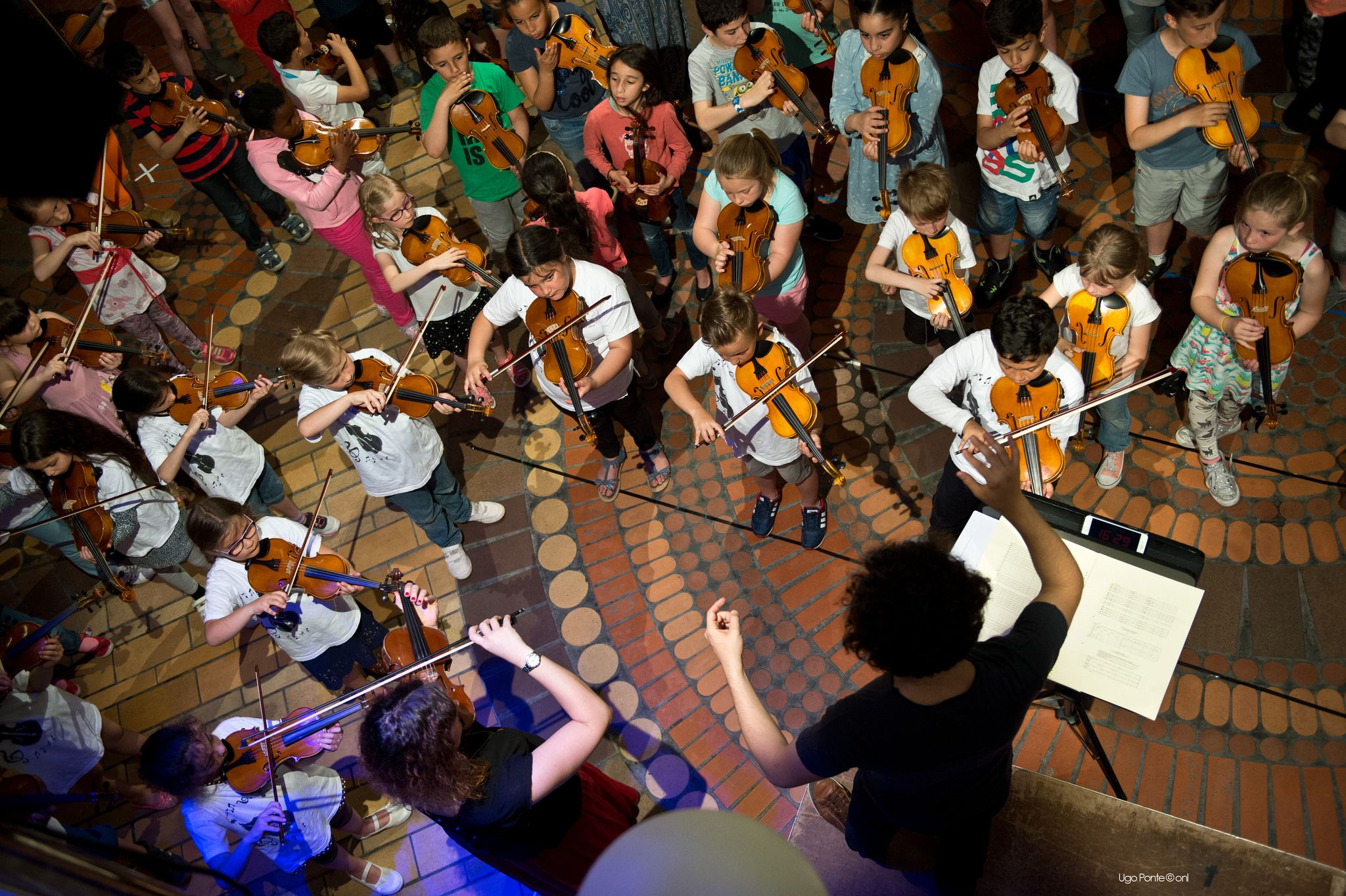 Tutti de l'orchestre Démos Métropole Européenne de Lille
