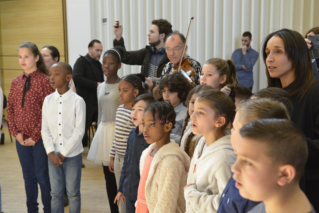 Concert de l'orchestre Démos Metz Moselle