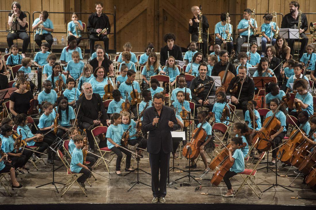 Concert de l'orchestre Démos de Yvelines