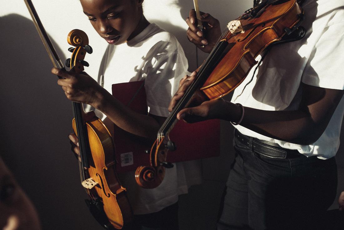 Tutti de l'orchestre Démos Val-de-Sambre