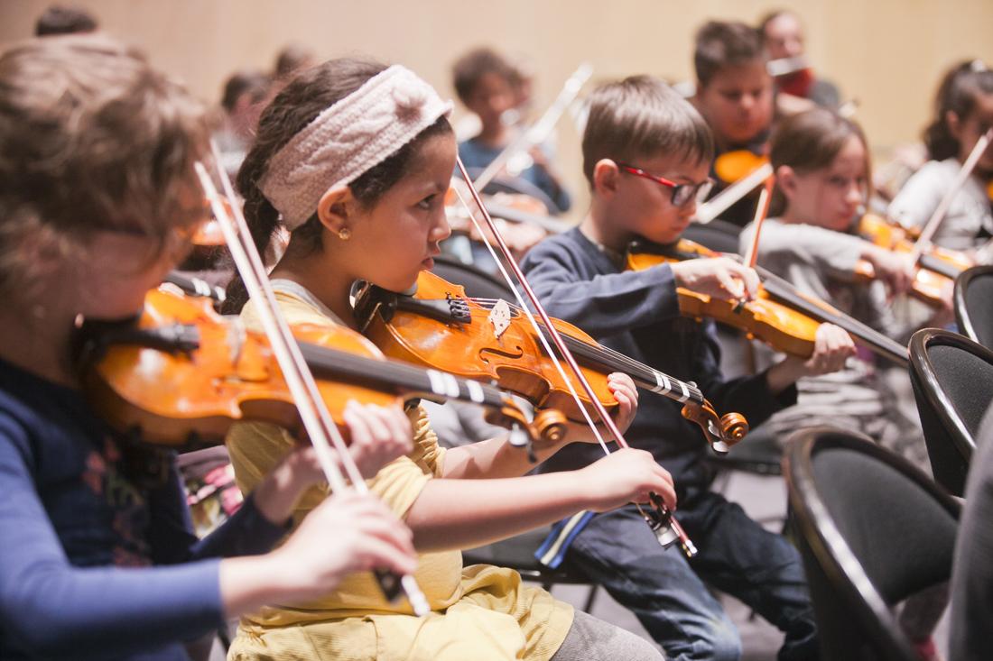 Tutti de l'orchestre Démos Saint-Quentin Gauchy