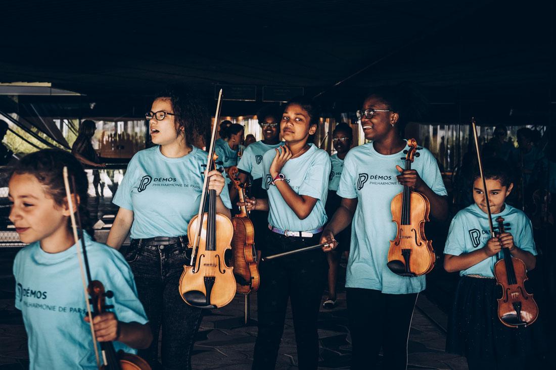 Orchestre Démos des Yvelines