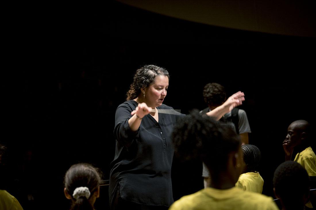 Orchestre Démos Plaine Commune