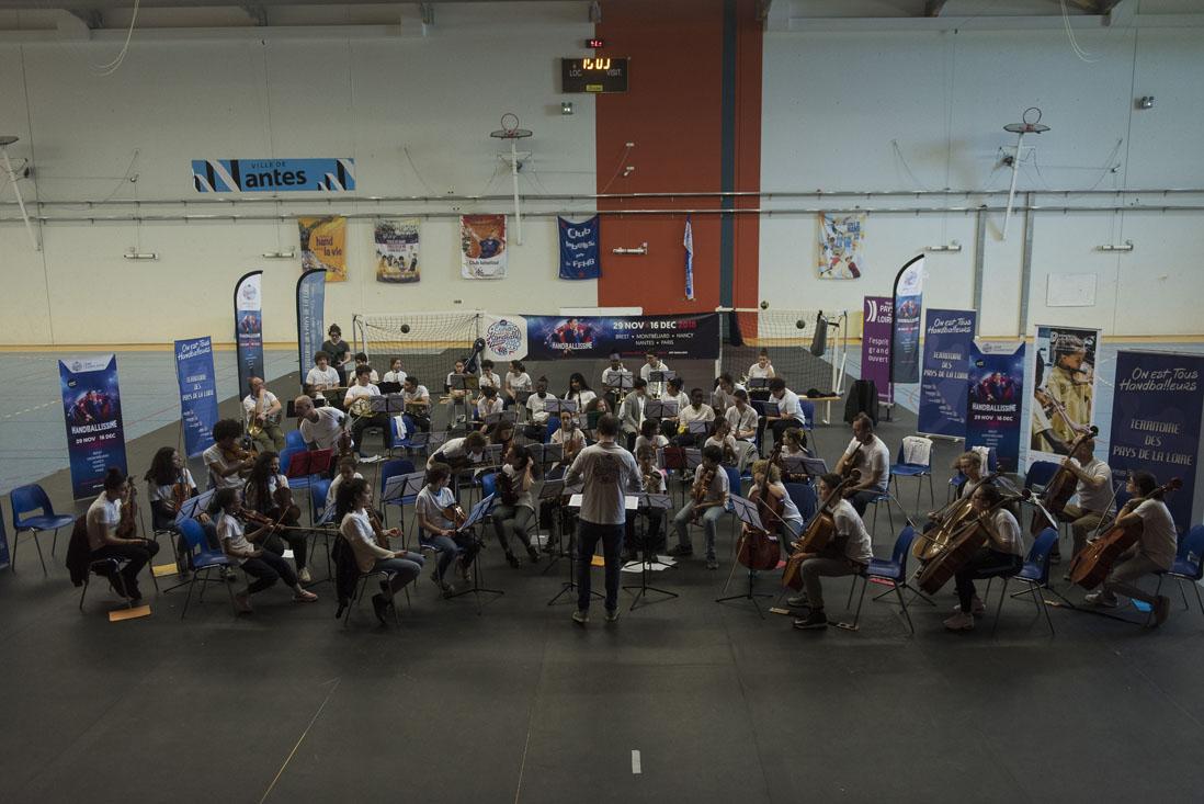 Orchestres Démos Philharmonie de Paris et Val-de-Marne