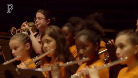 Concert des orchestres Démos à la Philharmonie de Paris | Thiébaut, Samuel. Metteur en scène ou réalisateur