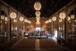 Concert Démos à la Petite écurie de Versailles   Gaudillère, Bertrand. Photographe