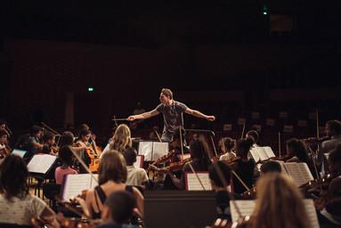 Concert Démos à la Seine Musicale   Mignot, Julien. Photographe