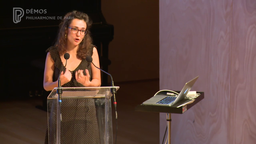 Pratiques collectives en orchestre et accès à la culture : 2.4 Réinventer les modèles sociaux avec l'orchestre ? | Bouyer, Pierre-Jean. Metteur en scène ou réalisateur