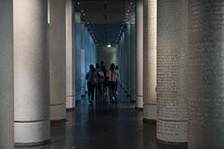 L'orchestre Démos Philharmonie de Paris et le chœur d'enfants de l'Amwaj à l'Institut du Monde Arabe | Gaudillère, Bertrand. Photographe
