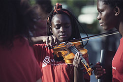 Concert de fin d'année à la Philharmonie de Paris | Du Parc, Ava. Photographe