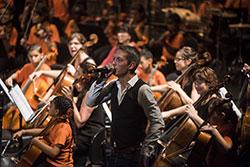 Concert à l'Opéra de Marseille   Gaudillère, Bertrand. Photographe