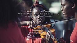 Concert de fin d'année à la Philharmonie de Paris   Thiébaut, Samuel. Metteur en scène ou réalisateur
