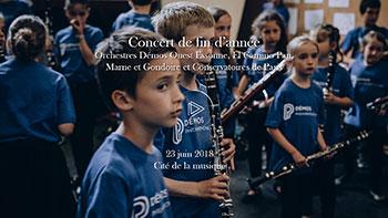 Concert de fin d'année à la Philharmonie de Paris | Bouyer, Pierre-Jean. Metteur en scène ou réalisateur