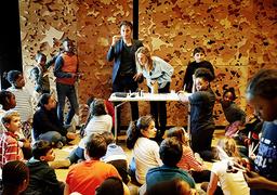 Ateliers découverte avec l'orchestre Parfum | Crespi, Léa. Photographe