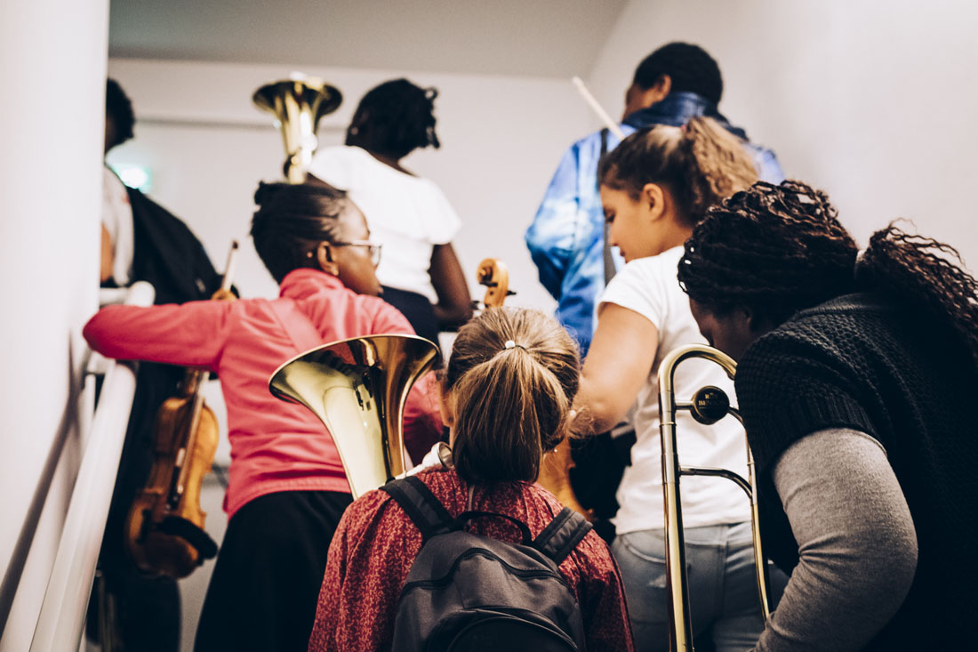 Orchestre Démos Thouarsais