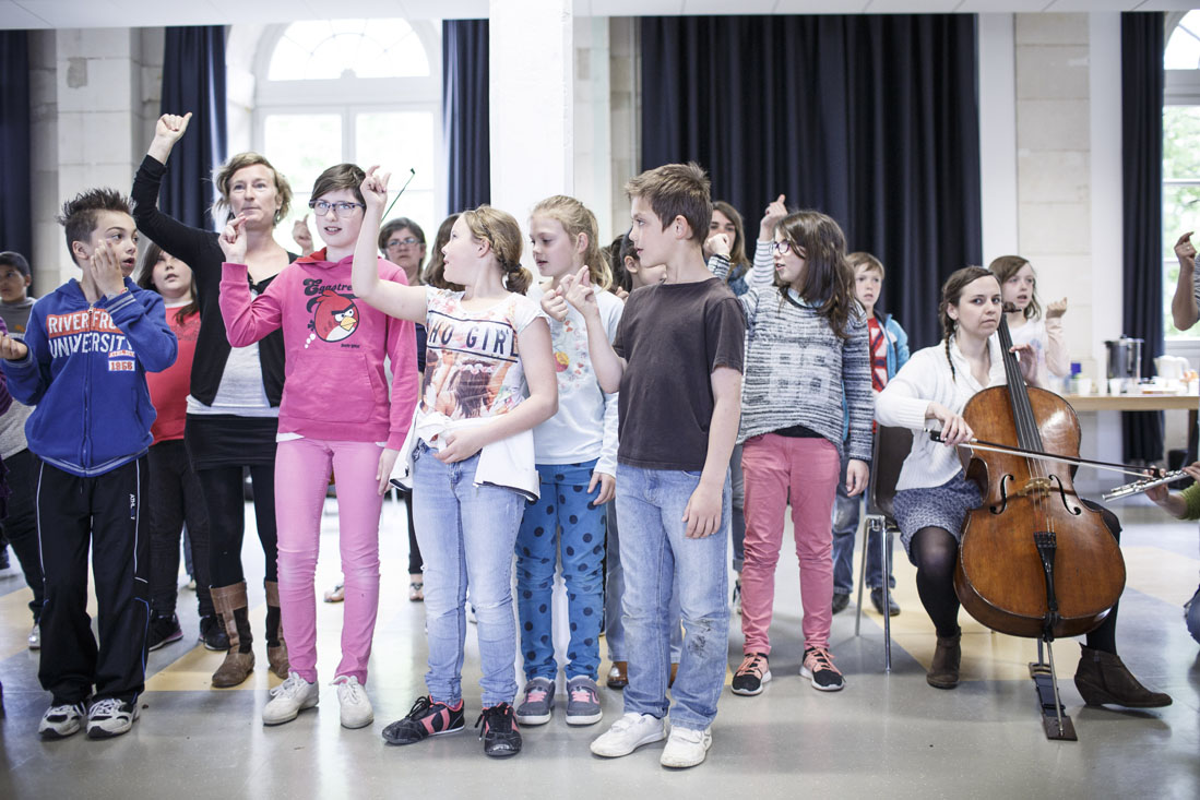 Orchestre Démos Grand Châtellerault