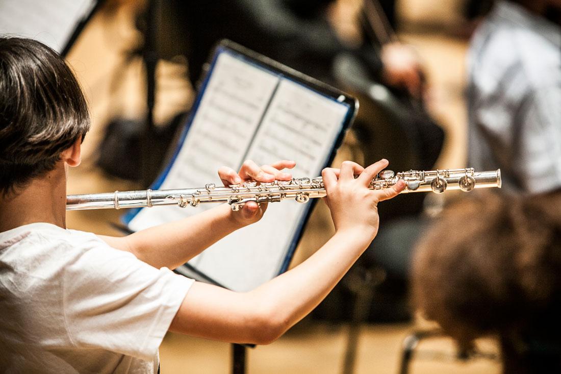 Concert de l'orchestre Démos El Camino