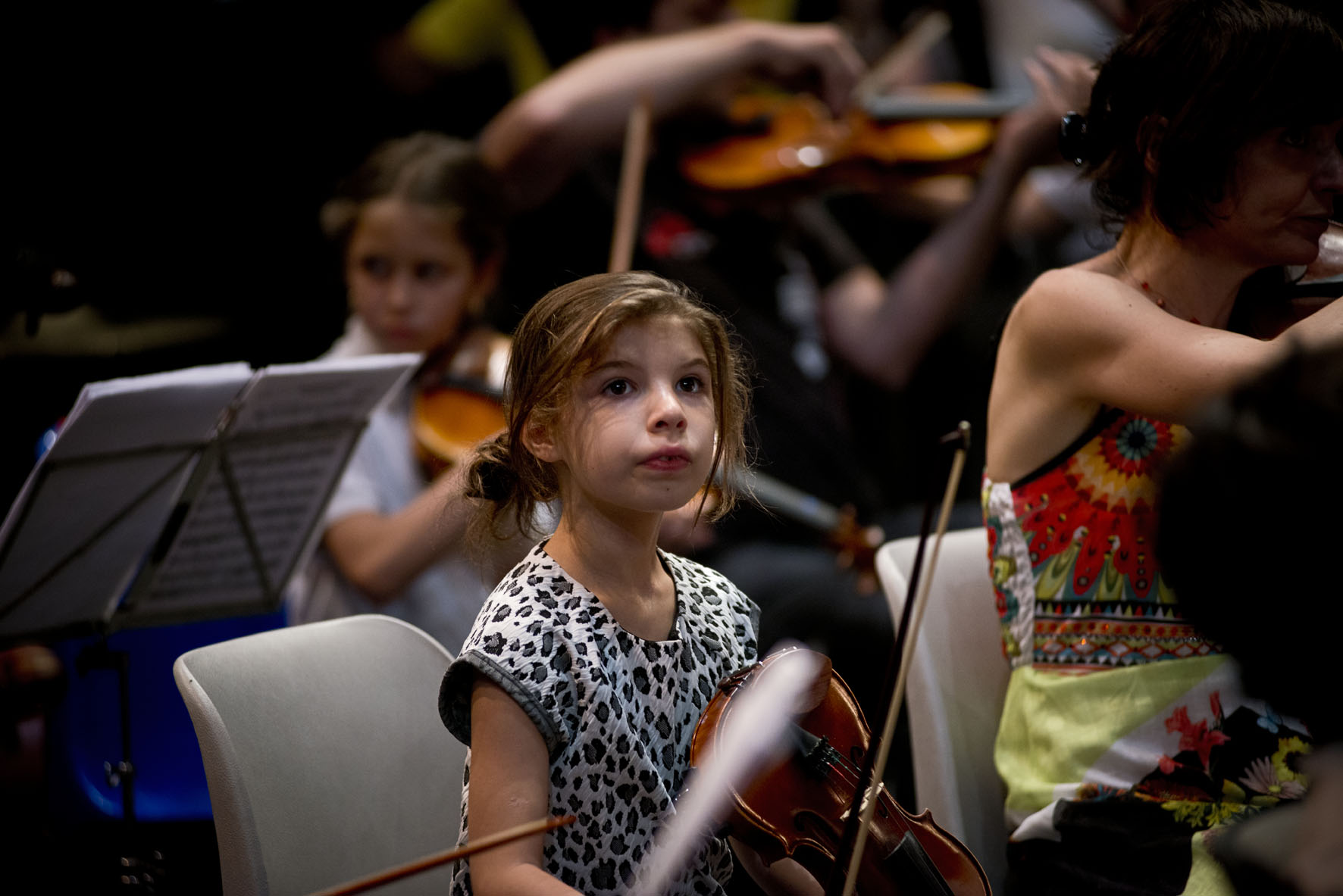 Tutti de l'orchestre Démos Grand Châtellerault