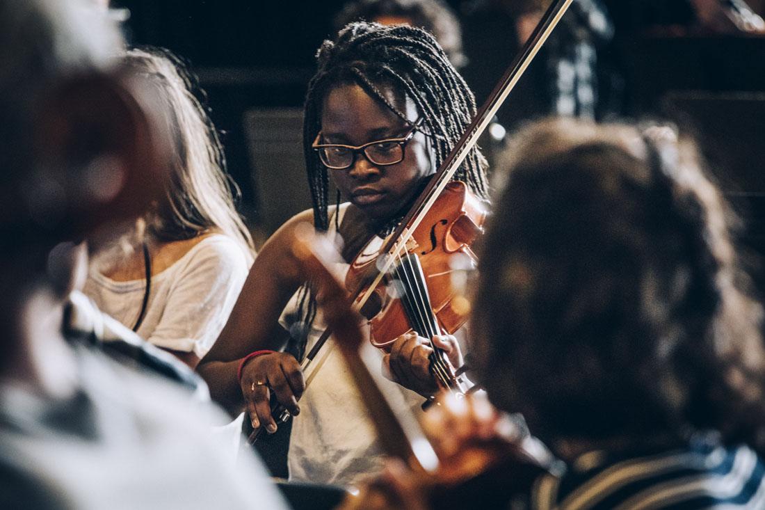 Orchestre Démos Guadeloupe Cap Excellence