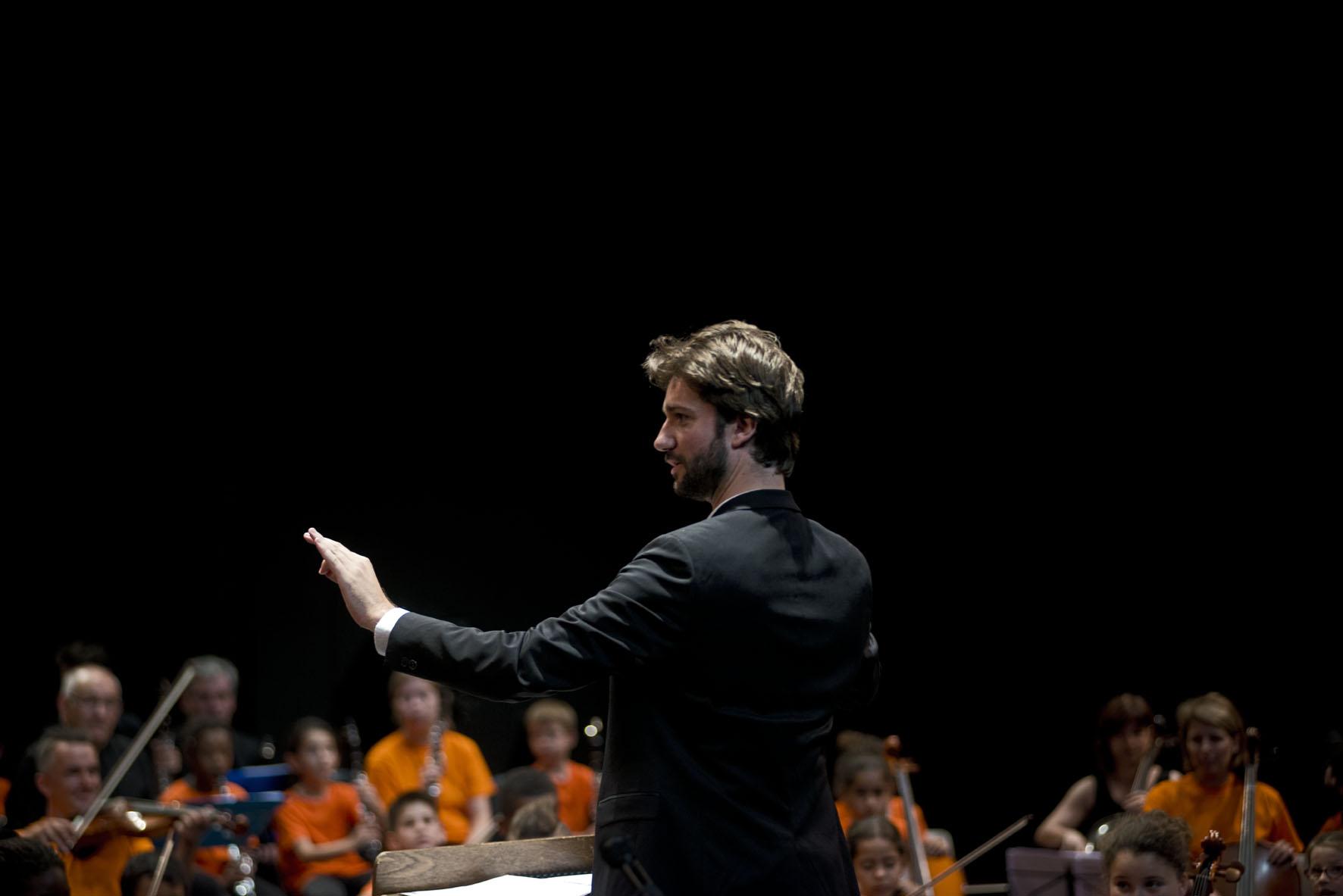 Partiels de l'orchestre Démos Marseille