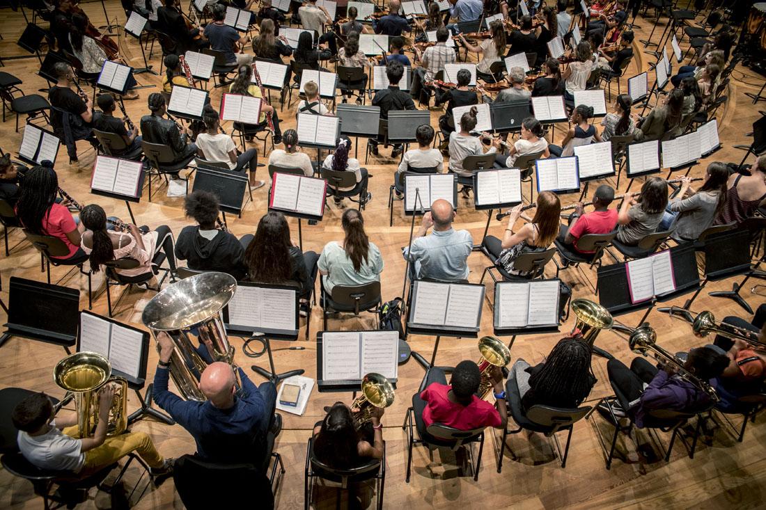Orchestre Démos Brest