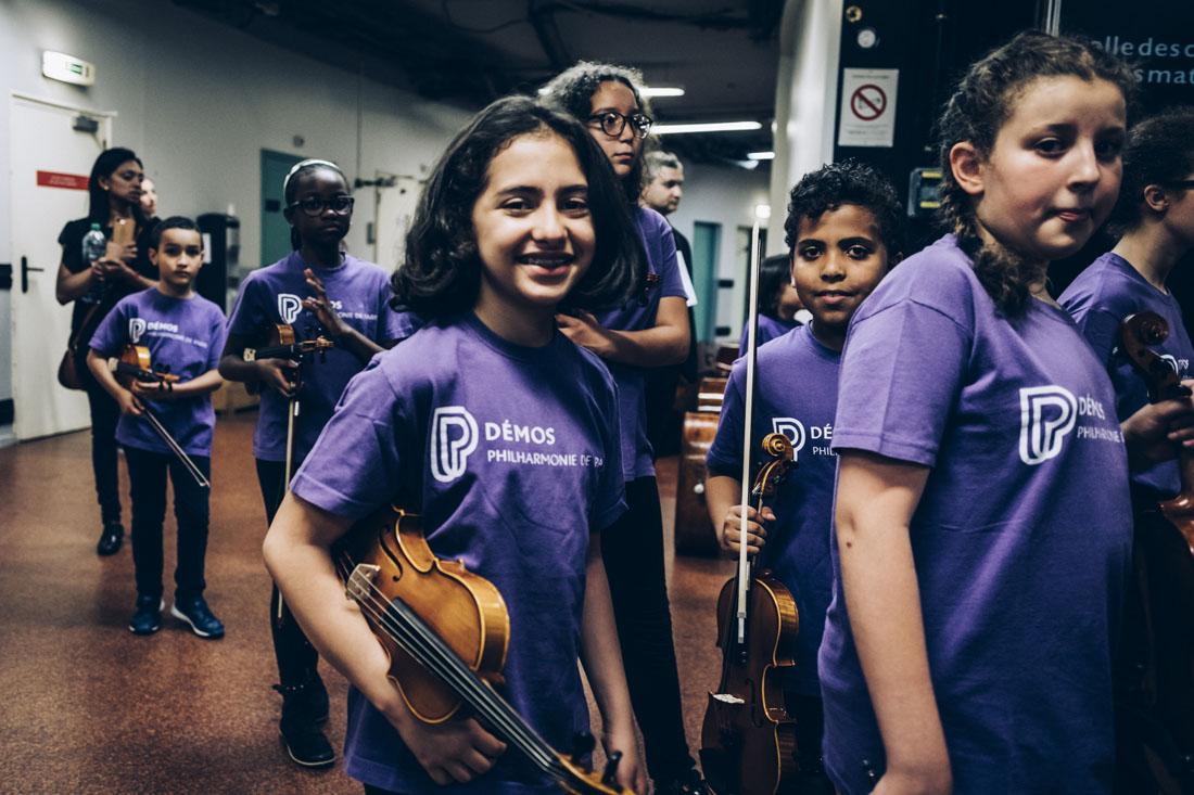 Orchestre Démos Val-de-Marne  