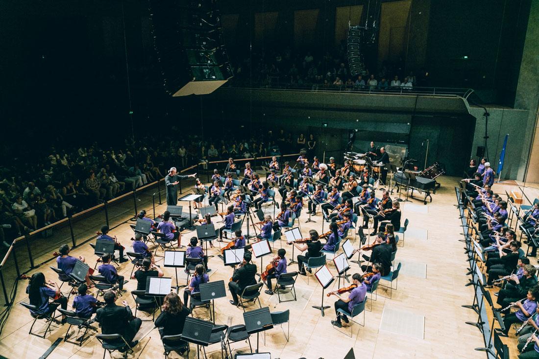 Orchestre Démos Val-de-Marne |