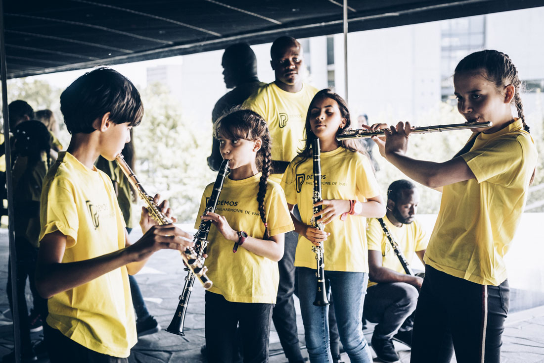 Orchestre Démos Plaine Commune |