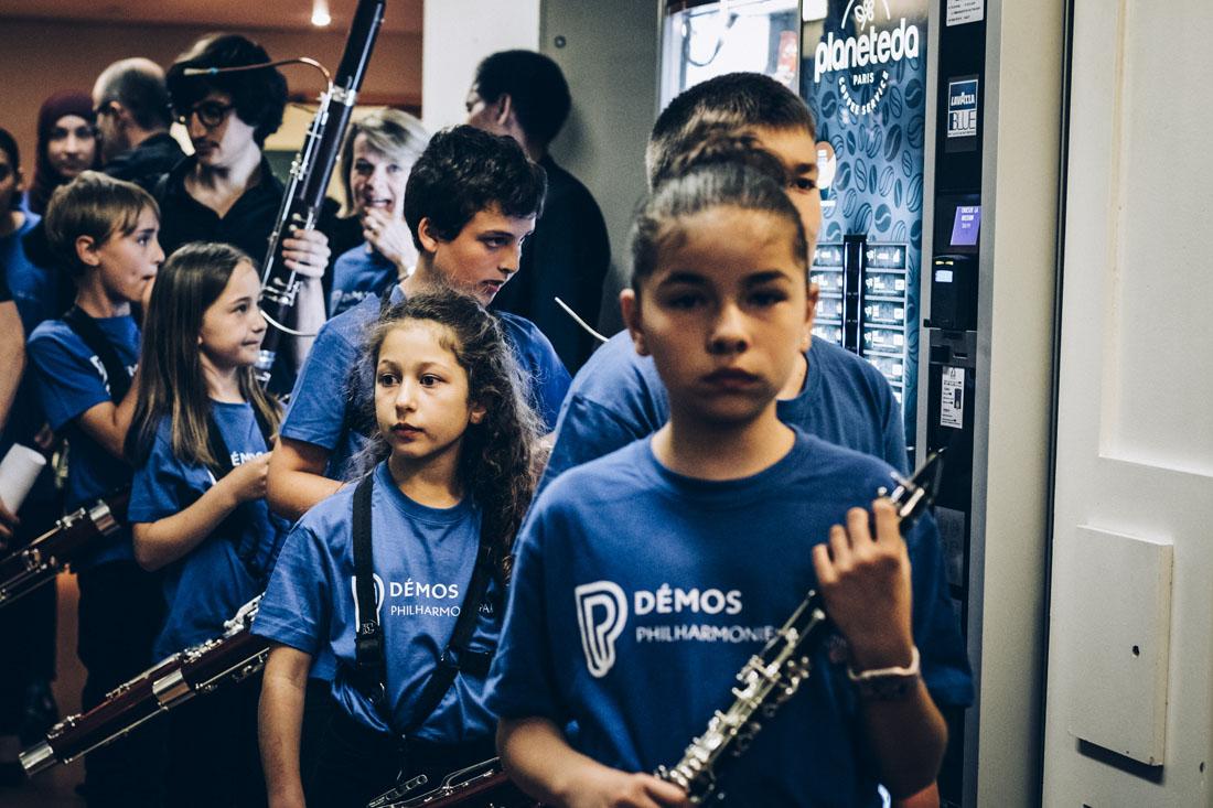 Orchestre Démos Ouest Essonne