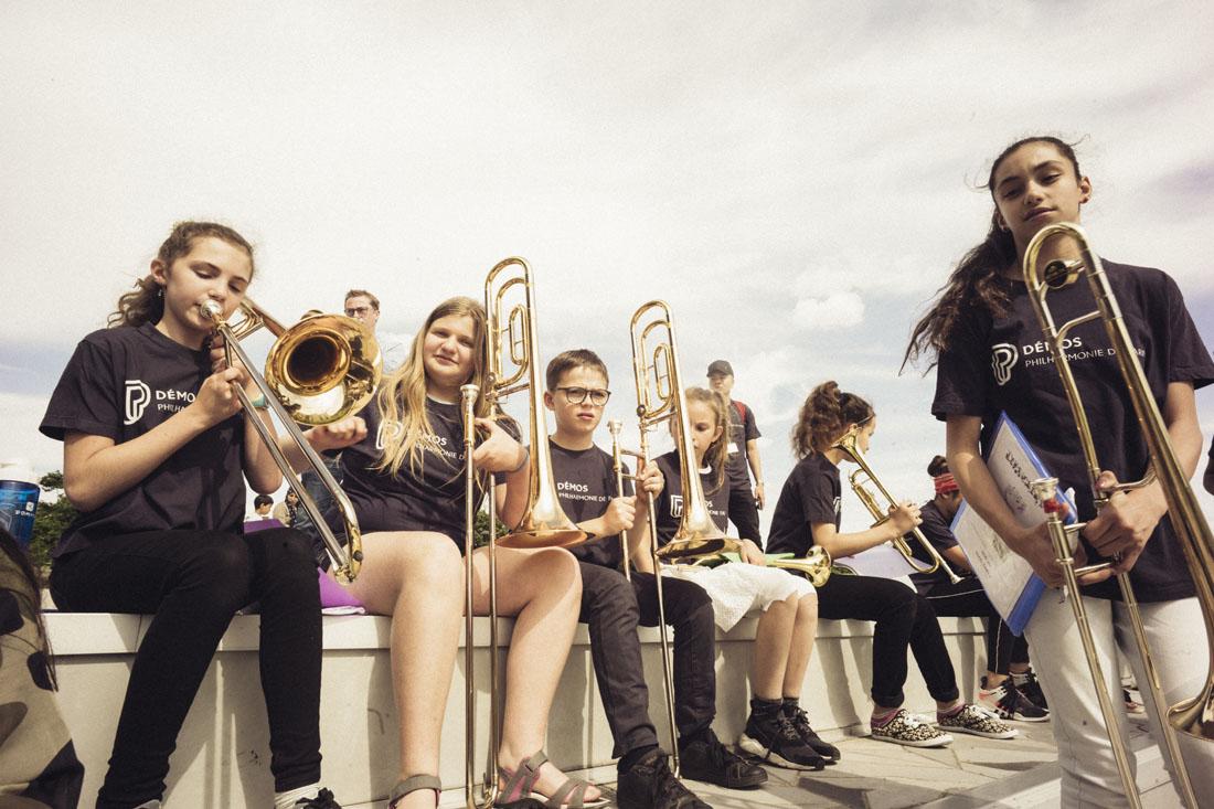 Orchestre Démos Est Ensemble