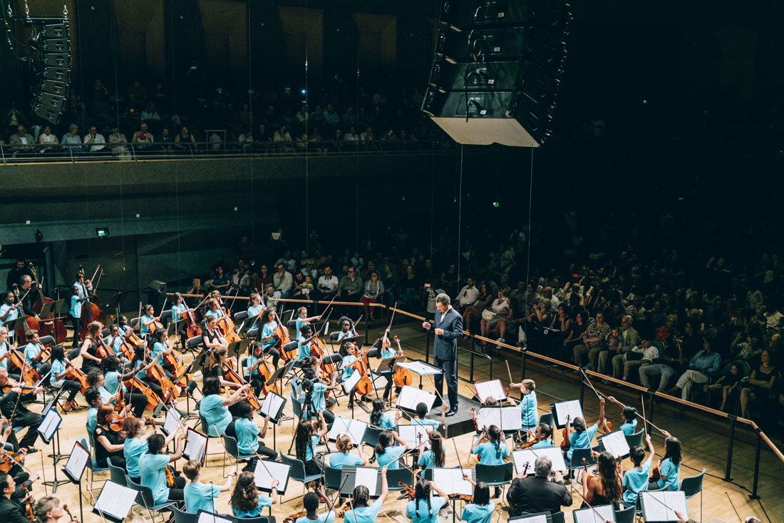 Orchestre Démos Yvelines |