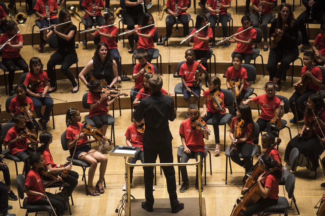 Orchestre Démos Lyon Métropole