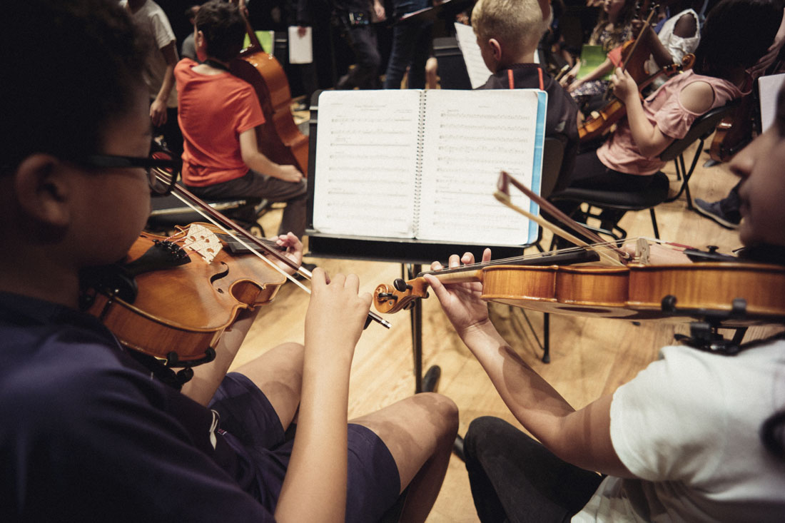 Orchestre Démos Metz moselle