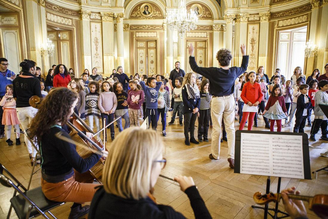 Orchestre Démos Bordeaux Métropole Gironde |