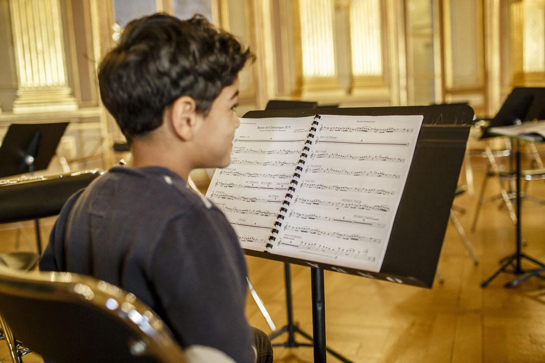 Orchestre Démos Bordeaux Métropole Gironde