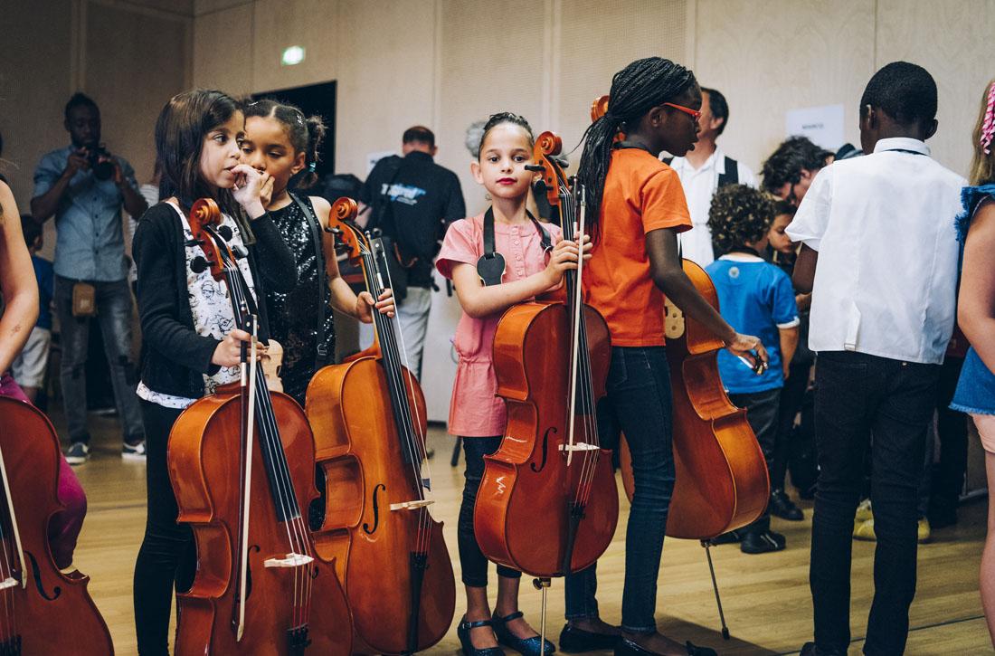 Orchestre Démos Nord Réunion |