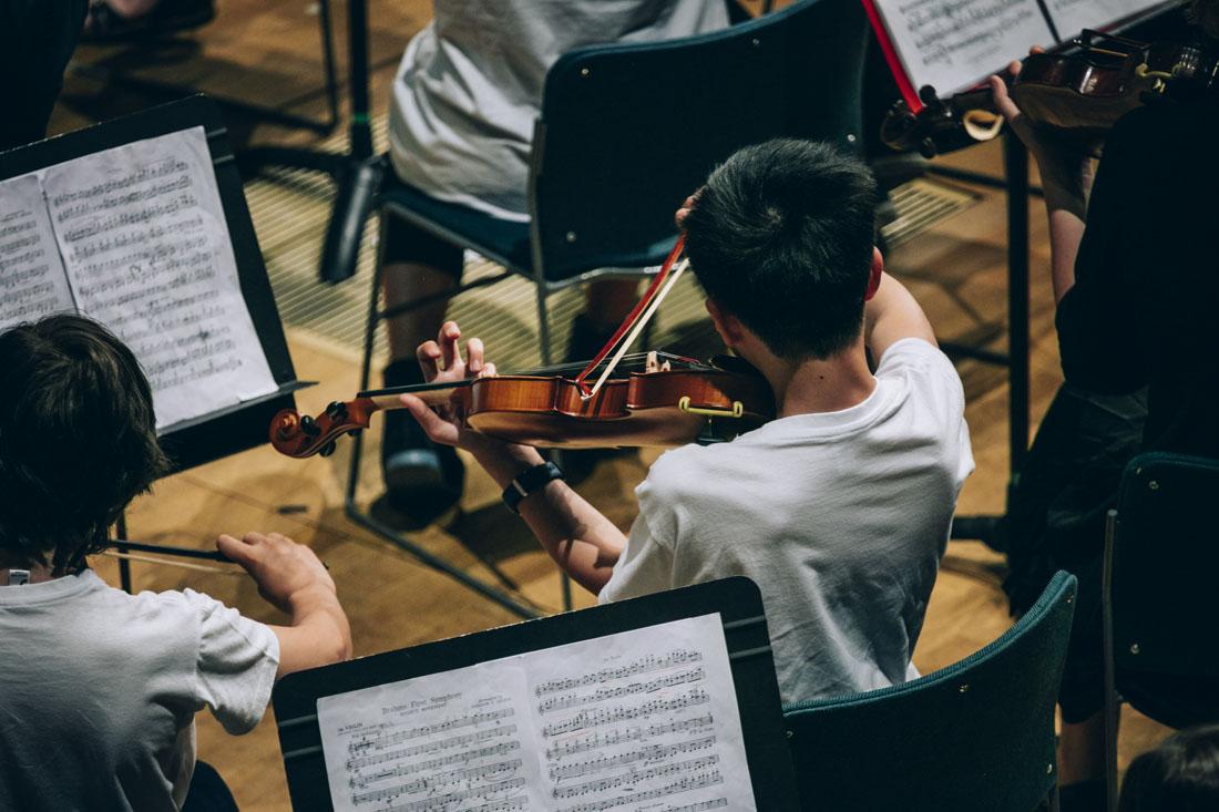 Orchestre Démos Nord Réunion