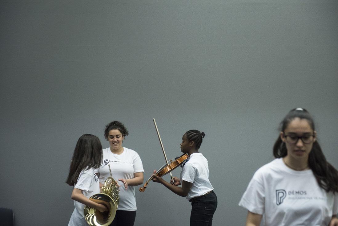 Orchestre Démos Mulhouse