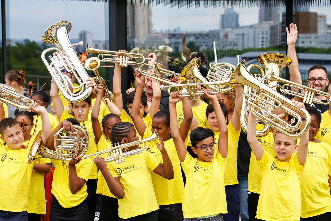 17 nouveaux orchestres Démos prêts à démarrer !