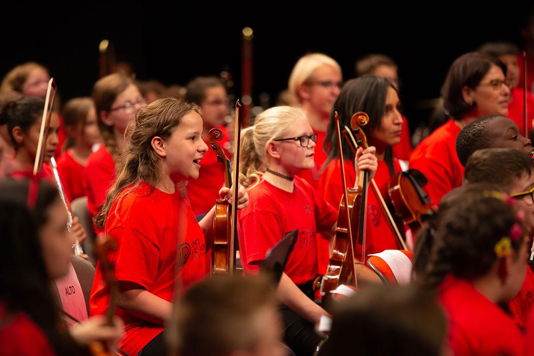 Orchestres Démos Metz Moselle Est et Nord