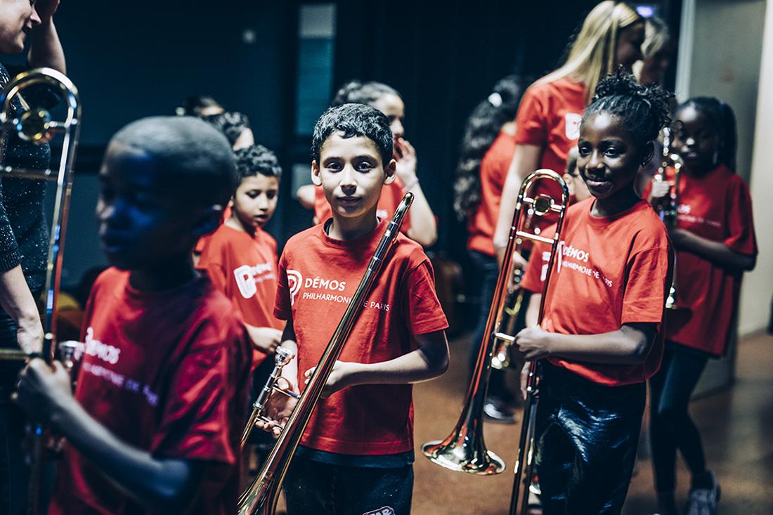 Orchestre Démos Val d'Oise et Orchestre Démos Roissy Pays de France